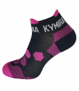 Infrared_Ankle_Socks_Pink_and_Black