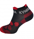 Infrared_Ankle_Socks_Red_and_Black